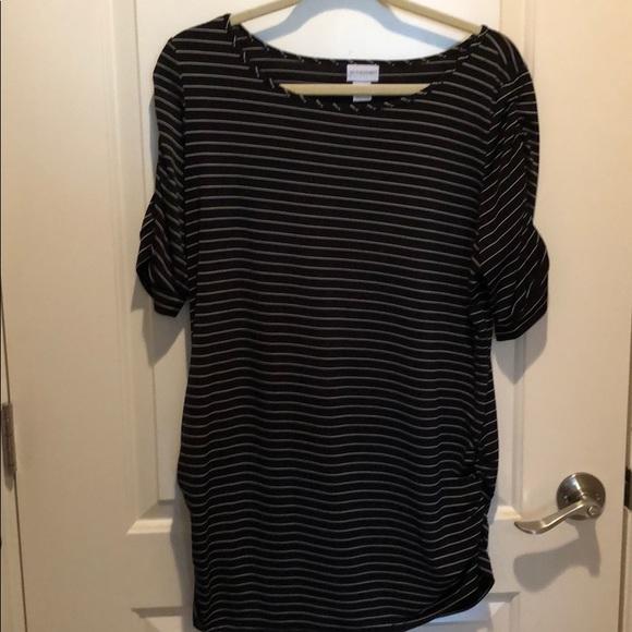 a115ef78e7f23 Motherhood maternity shirt xl. Black and white. M_5ab81cb88af1c54b3c226925